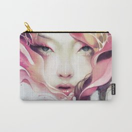 Bauhinia Carry-All Pouch