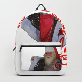 Happy Holidays Backpack