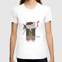 daryl dixon T-shirts featuring Daryl Dixon the Cat by The Cat