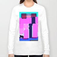 blur Long Sleeve T-shirts featuring Blur by allan redd