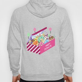 Party Donuts Hoody