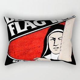 black flag split it in 2020 Rectangular Pillow