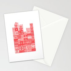 Tangerine Castle Stationery Cards