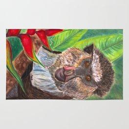 Mona Monkey Rug