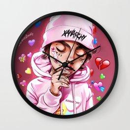 LIL XAN---ART Wall Clock
