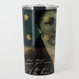 Star Spangled Banner Travel Mug