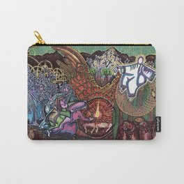 Myrrh Bearing Women Carry-All Pouch