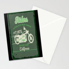 MotoBiKe RiDe 2 Stationery Cards