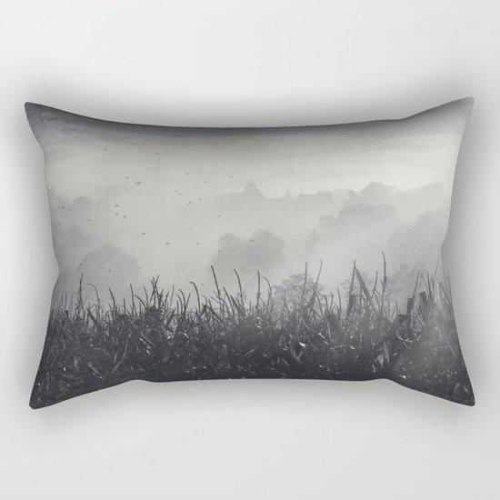 veiled Rectangular Pillow
