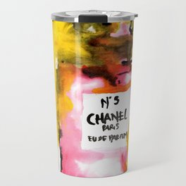 Channel No. 5 Travel Mug