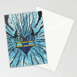 Embryo of a Demon Stationery Cards