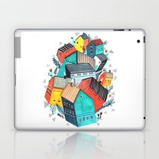 Tumble Town  Laptop & iPad Skin