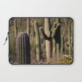 Cactus in Saguaro National Park Laptop Sleeve