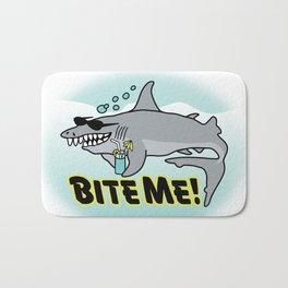 Bite Me! Bath Mat