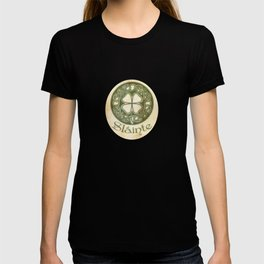 Slainte or To Your Health T-shirt