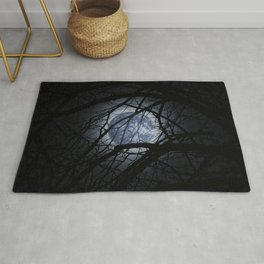 Blue Moonglow. Rug