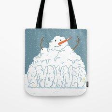 SNOWNED Tote Bag