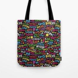 Acid! Tote Bag