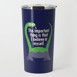 Myth Understood Travel Mug