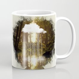 Brain Rain Coffee Mug