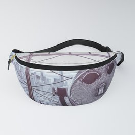 Perfect New York Night - City Life Fanny Pack