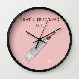 Logan's love Wall Clock