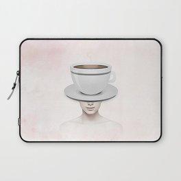 Coffee Head Laptop Sleeve