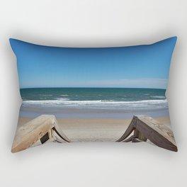 Topsail Beach Rectangular Pillow