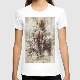 Shibari Digital #1 T-shirt