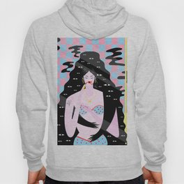 I lose myself everyday in front on the mirror Hoody