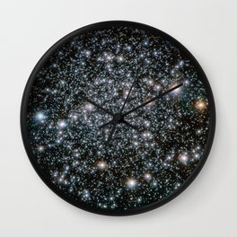 Star Cluster NGC 6496 Wall Clock