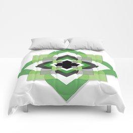 Aro Flower Comforters