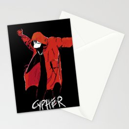 CYPHER Stationery Cards