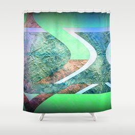 Fresco Shower Curtain