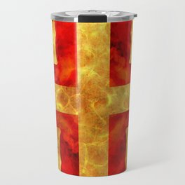 Katakouzenos coat of arms Travel Mug