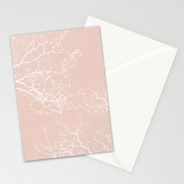 ROSE BRANCHES Stationery Cards