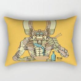 Sushi Droid Ver. 2 Rectangular Pillow