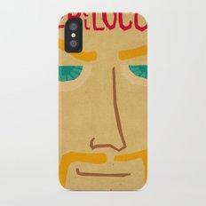 fer el loco iPhone X Slim Case