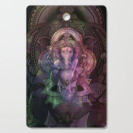 Ganesha Color Cutting Board