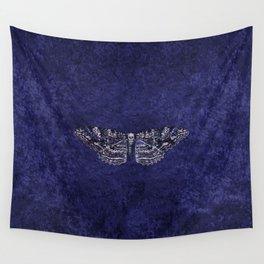 Deathshead Moth Wall Tapestry