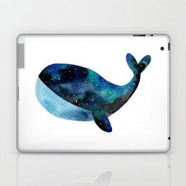 Galaxy whale Laptop & iPad Skin