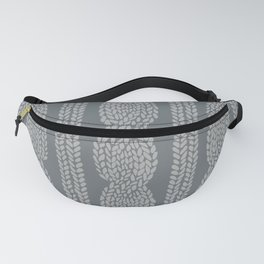 Cable Greys Fanny Pack