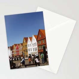 Bergen Bryggen Stationery Cards