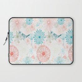 Floral dreams Laptop Sleeve