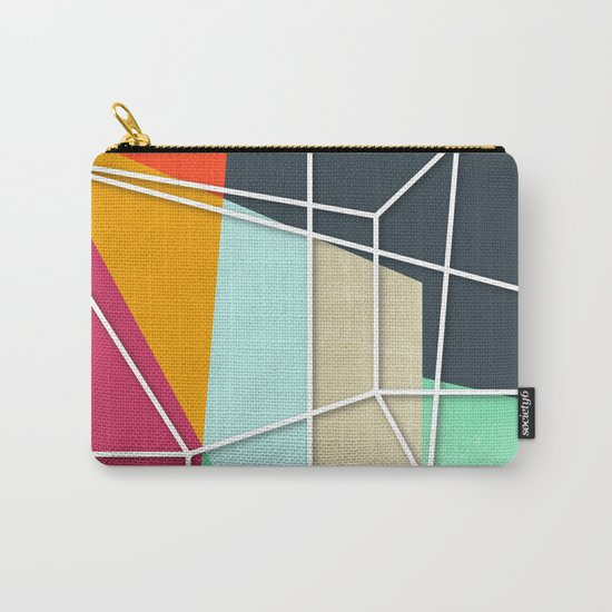 ColorBlock V Carry-All Pouch