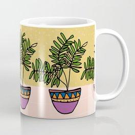 Plant in pot Coffee Mug
