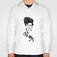 elvis Hoodies featuring Elvis by Bady Church