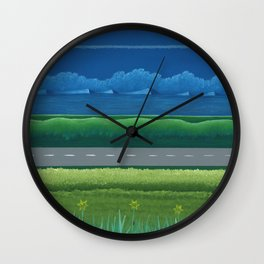 Get Your Shit Together, Nature Wall Clock