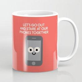 Emojionally Available Coffee Mug