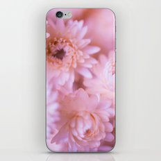 Lovely bouquet of pink flowers iPhone & iPod Skin